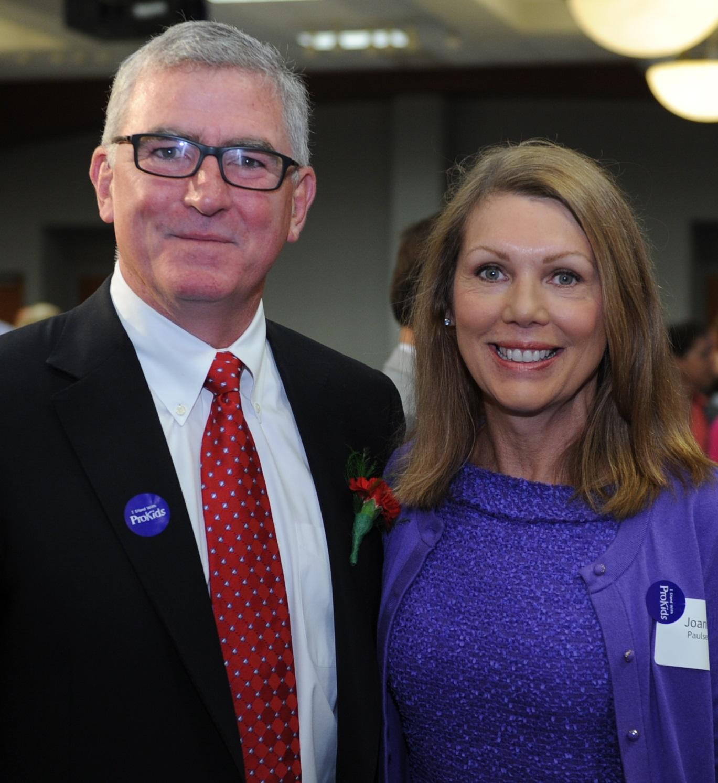 dick and Joanie Paulsen