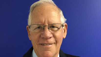 Mike Hardy, CASA Volunteer since 2013