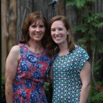 PKYP Chair Melinda Ferguson & Her Mother CASA Volunteer Susie Ryan