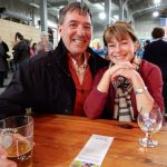 John Concannon and Cindy Chalfonte at Rhinegeist 2017.