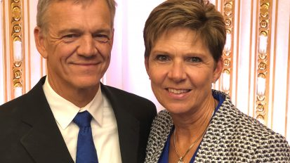 Gail & Steve Moore
