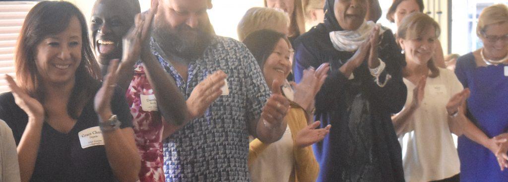 CASA Volunteers celebrate 2019 swearing in